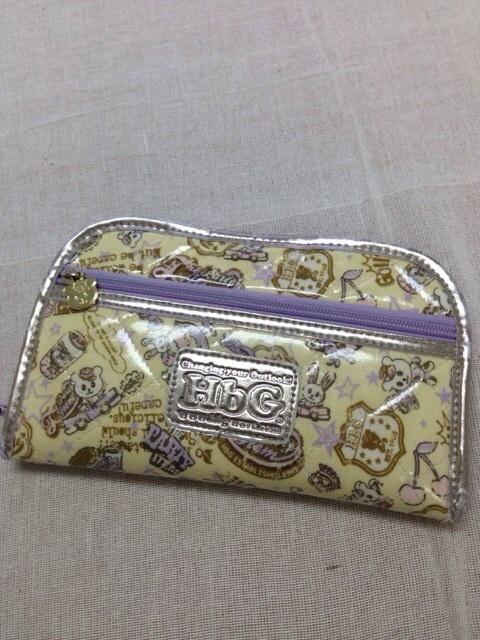 新しいお財布。