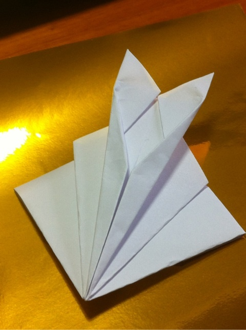 折り紙・神折符
