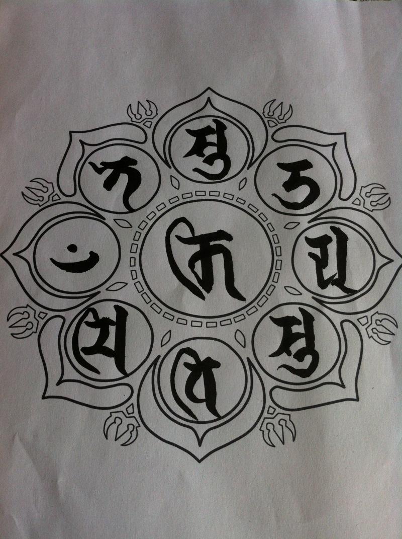 【開催レポ】神代文字曼荼羅ワークショップin名古屋