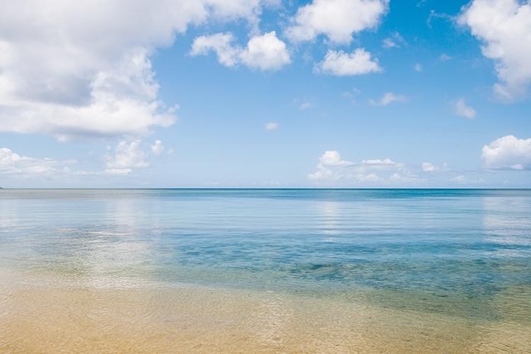 「沖縄の方ですか?」と聞かれます。