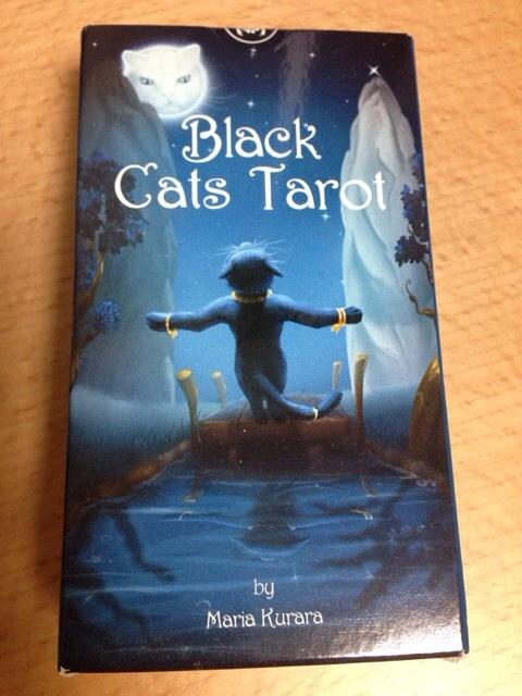 【Black Cats Tarot】