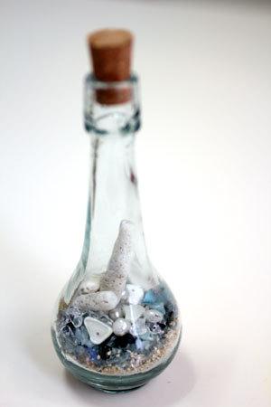 【販売品】人魚の小瓶