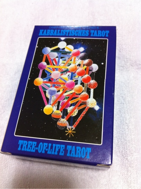 【Tree-Of-Life Tarot】