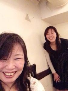 昨日は東京でございました。