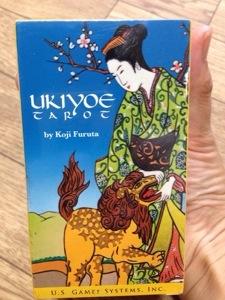 【UKIYOE TAROT】