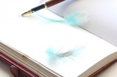手帳は未来を作るものではなく、過去を振り返るタイムマシン。