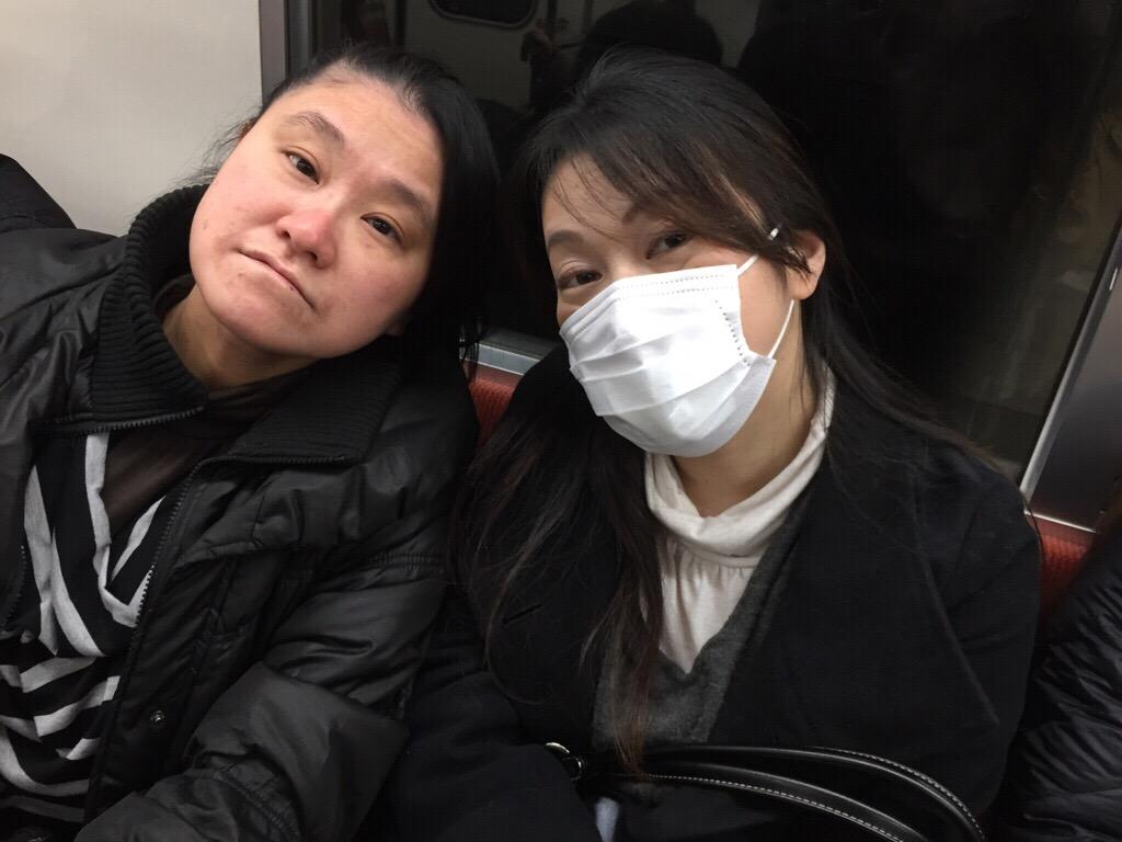 マーヤ先生&香先生 大阪 無事終了しました。