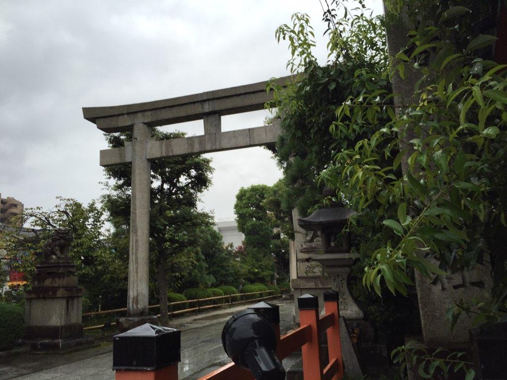 京都・西院春日神社