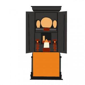 仏壇を置いてはいけない 3つの場所。