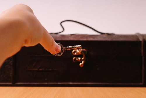 相談することは、心の宝箱を見つけること。