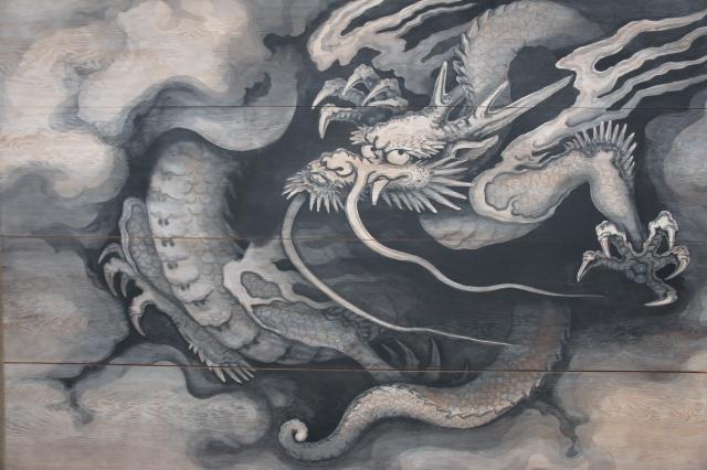 だから 内なる龍は喋ったりしませんって。内なる龍が、されがちな誤解。