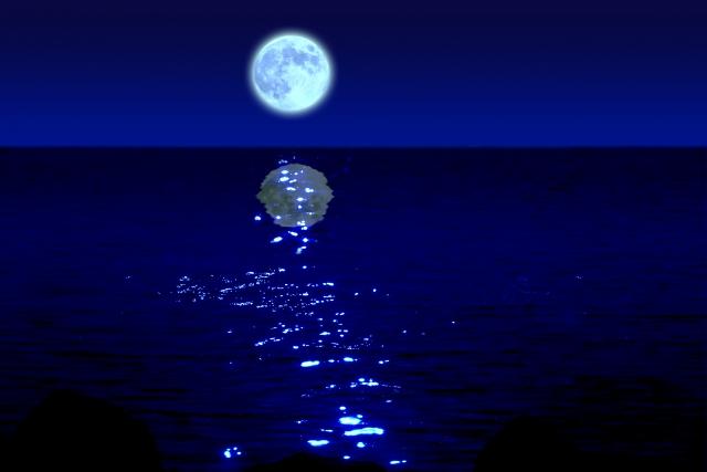 満月の魔法・燃やし符